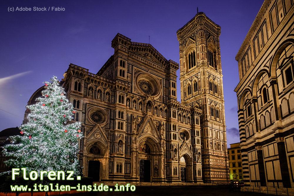 weihnachten-italien-florenz